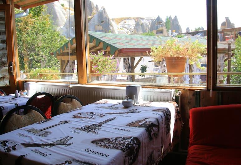 Anatolia Cave Hotel Pansion, Nevsehir, Área para desayunar