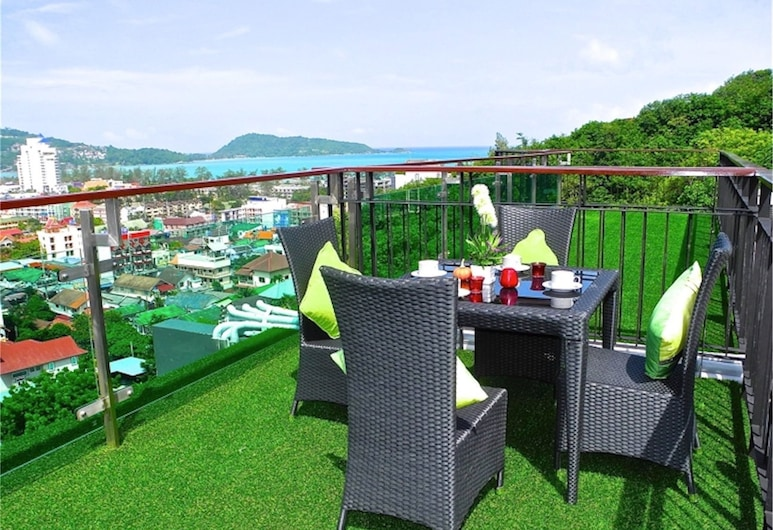 Emerald Patong 2 bedrooms Apartment with Terrace, Patong, Apartment, 2 Bedrooms, Terrace/Patio