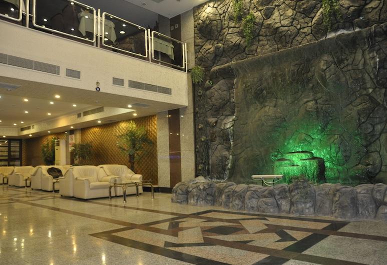 Hotel Kayalar, Antalya, Eingangsbereich