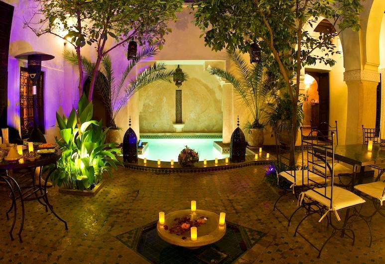 利雅德達爾岱爾庫姆酒店, 馬拉喀什