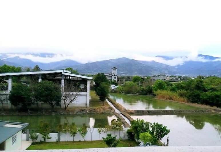 松禾園, 台東市, 山景