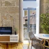Apartment (InSitu Living - Blue Mezzanine, 3rd Floor Front) - Obývacie priestory