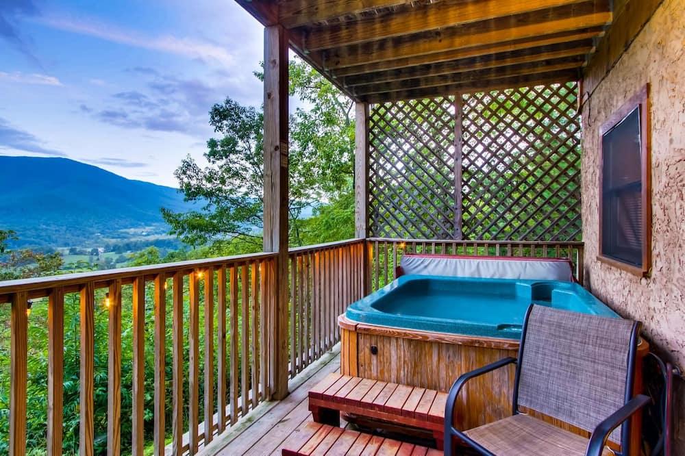 Домик, 1 спальня - Спа-ванна на свежем воздухе