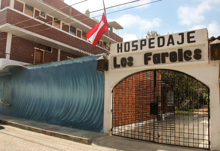 Hotel Los Faroles, Пакасмайо