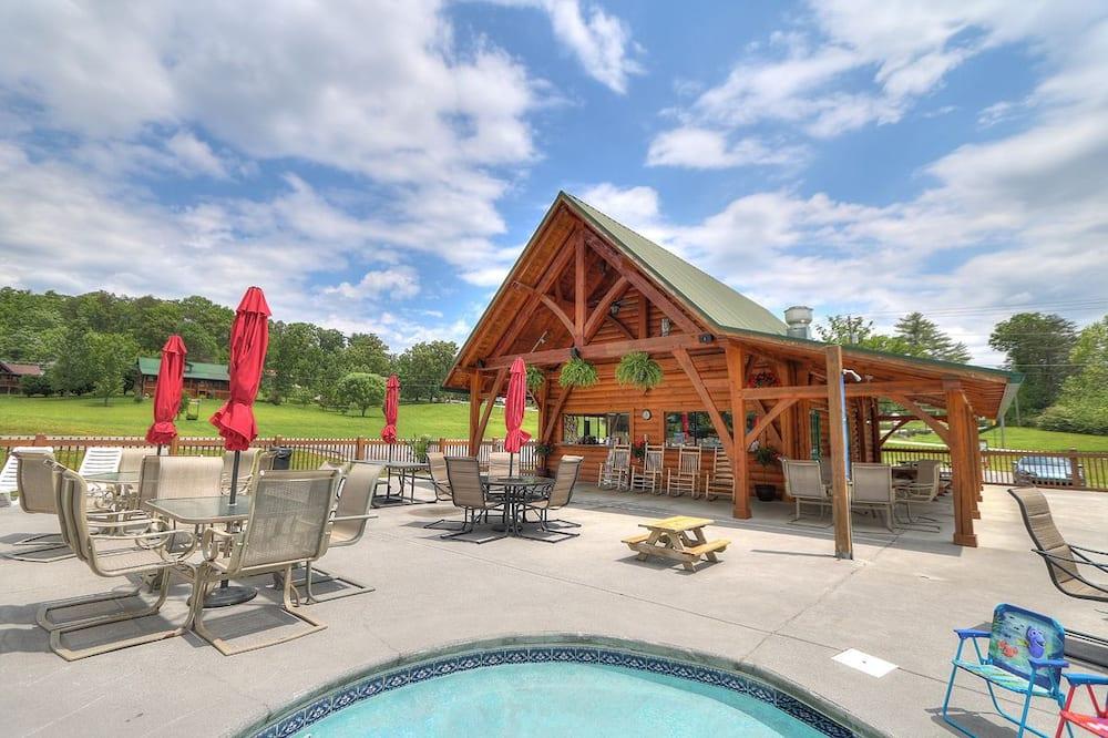 Cabin, 5 Bedrooms - Outdoor Pool