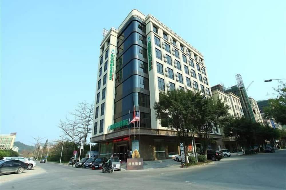 GreenTree Business Inn(HuiZhou South Railway Station DanShui RenMin Road Business Hotel)