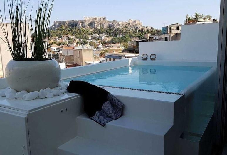 Alto Psyrri Penthouse by K&K, Athens