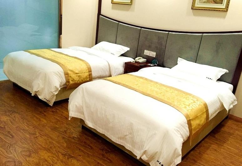 GreenTree Inn Shanghai Chunshen Road Subway Station Express Hotel, Şangay, Classic İki Ayrı Yataklı Oda, Oda