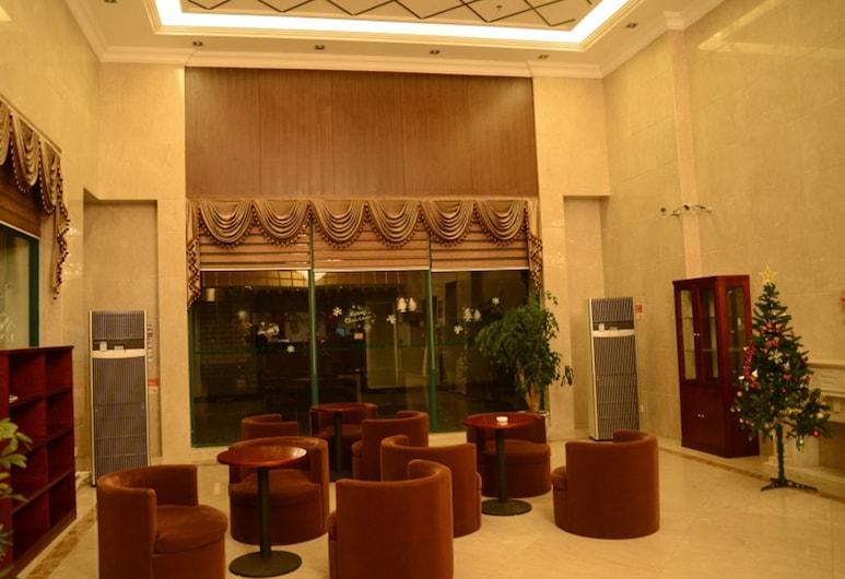GreenTree Inn Taizhou Xinghua Dainan Suguo Business Hotel, Taizhou, Lobby Sitting Area