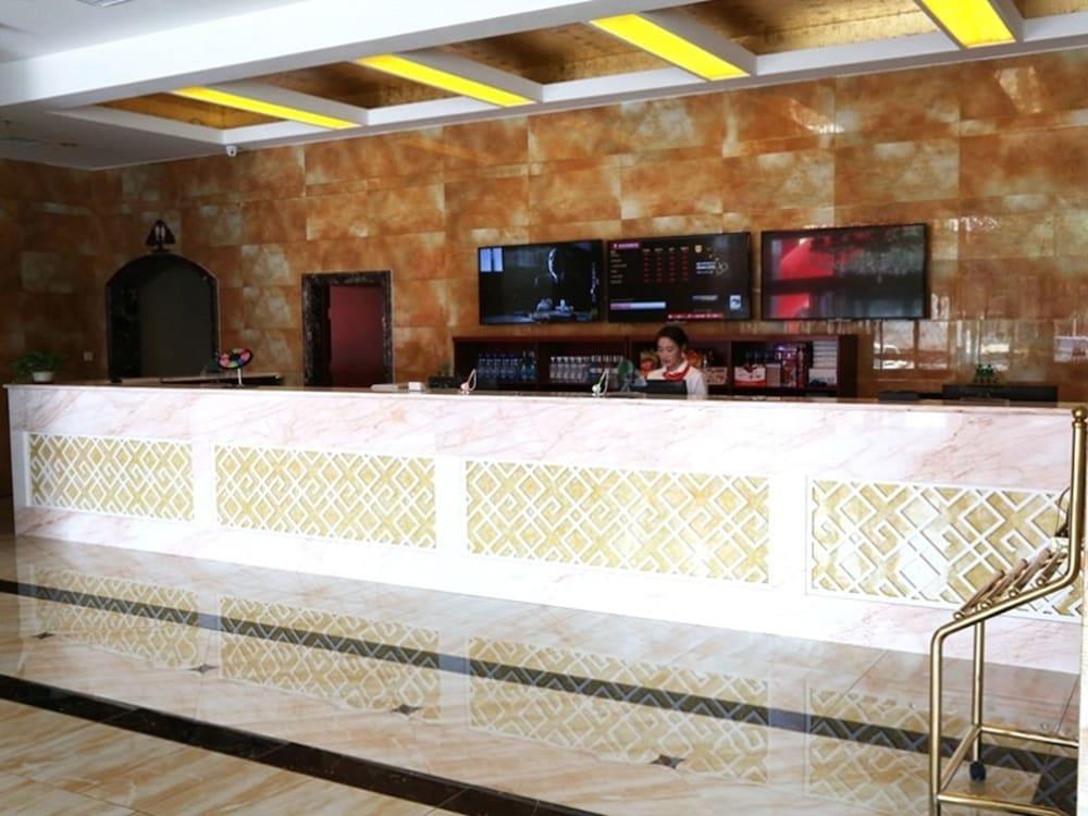 GreenTree Inn Langfang Bazhou City Shengfang Town International Furniture  City Hotel, Langfang