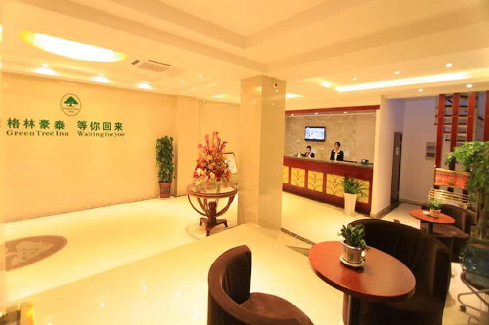 GreenTree Inn Jiuhua Moutain Qingyang Bus Station Express Hotel