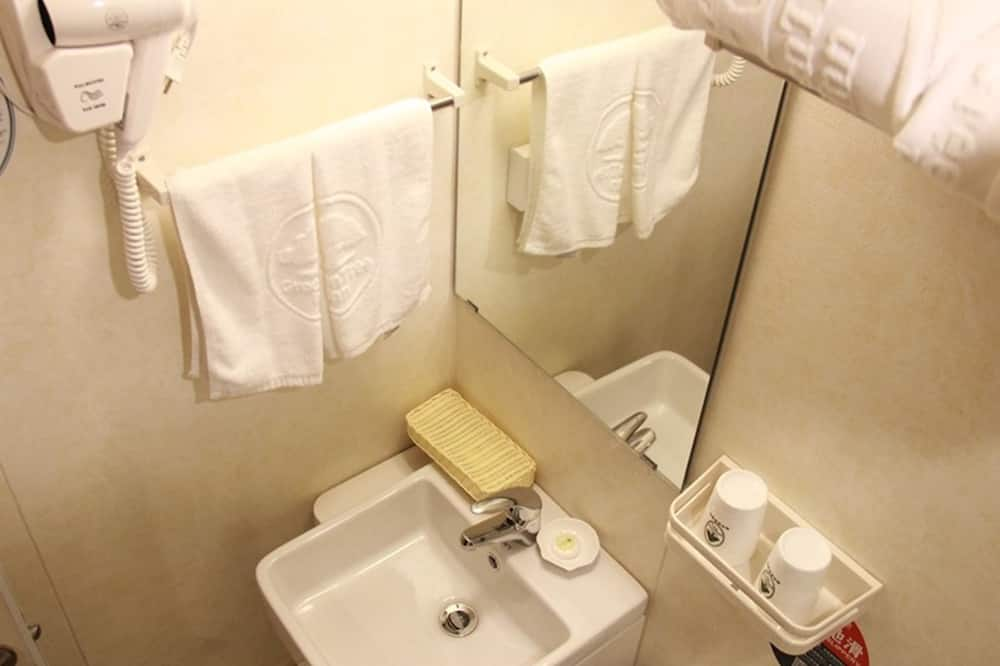 大床房,1.8m床 - 浴室