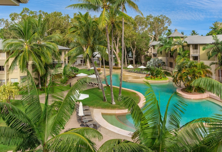 Amphora Resort Luxury Private Apartments, Palm Cove, Vonkajší bazén