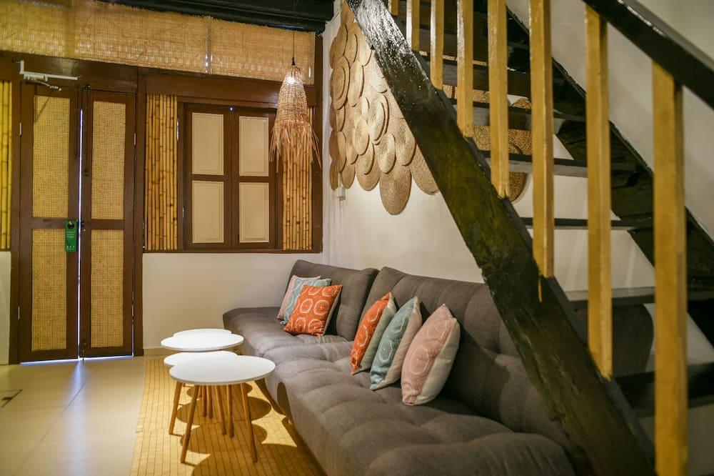 Obiteljska kuća - Dnevna soba