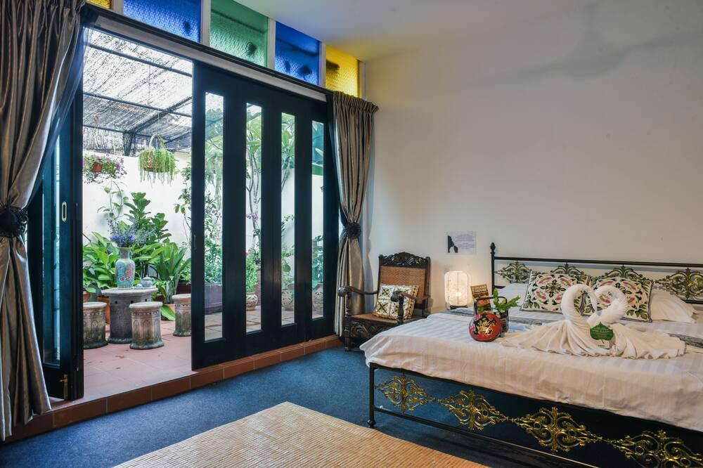 Soba, 1 queen size krevet, pogled na vrt - Soba za goste