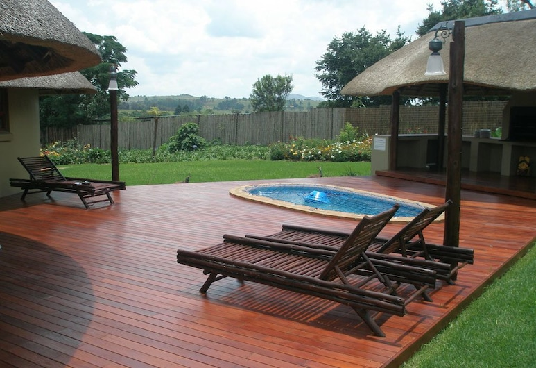 Impangele Lodge, Krugersdorp, Εξωτερική πισίνα