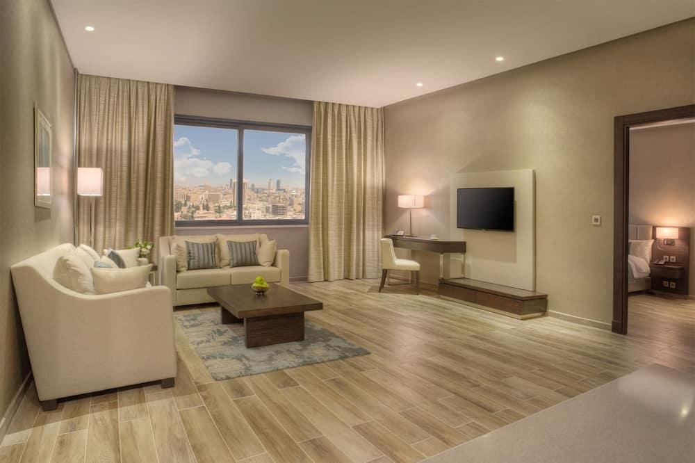 Apartament typu Grand Suite, 2 sypialnie - Pokój