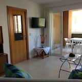 Lejlighed - 3 soveværelser - terrasse - Opholdsområde