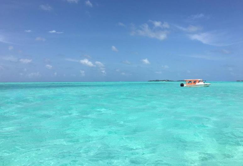 Velana Blu, Maafushi, Beach