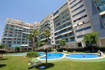 Mynd af Apartamento Vista Mar í Alícante