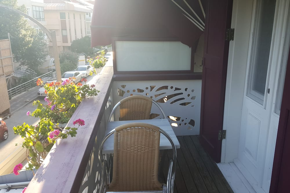 Standaard kamer, Uitzicht op de stad - Balkon