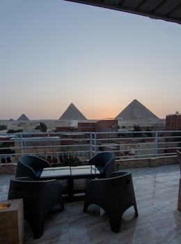 Picture of Horus Guest House Pyramids View in Giza