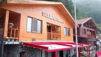 Trabzon bölgesindeki Selman Apart Hotel resmi