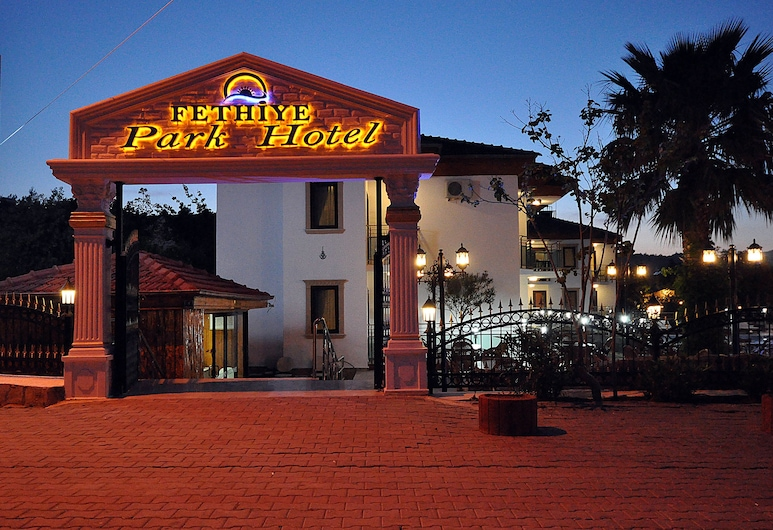 Fethiye Park Hotel, Fethiye, Gjesterom