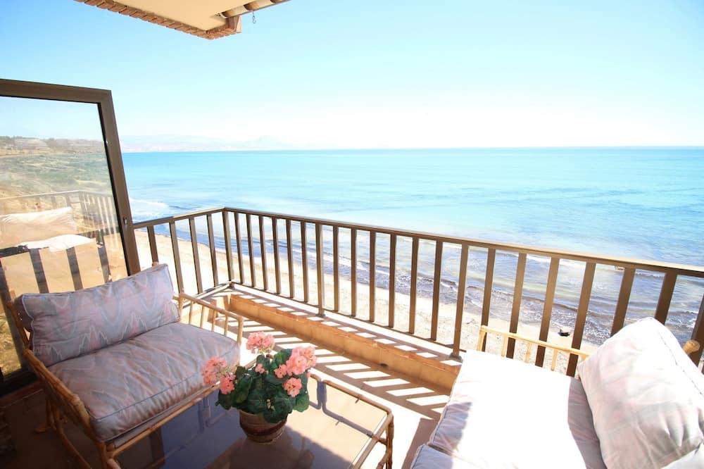 Apartment, 4 Bedrooms, Terrace, Sea View - Balcony