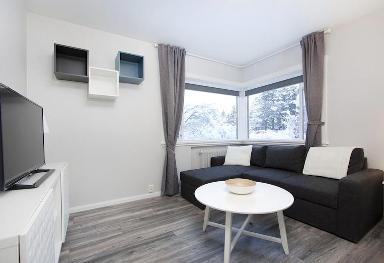 Nordurey Guesthouse, Reykjavik, Superior Double Room, Bilik Tamu