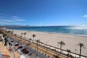 Selline näeb välja Loft Playa Mucha Vista, El Campello