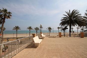 埃爾坎佩略萬景海灘閣樓公寓酒店的圖片