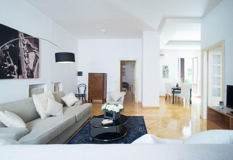 Monti Colosseum Accommodation, Rom, Apartment, 4 Bedrooms, Terrace, Bilik Rehat