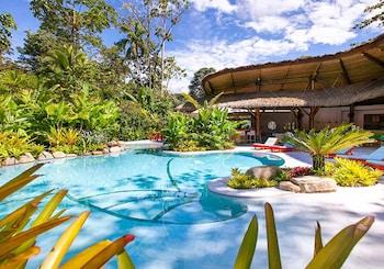 Fotografia do Hotel Aguas Claras em Puerto Viejo de Talamanca