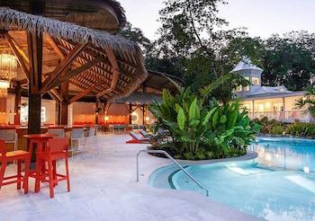 Foto di Hotel Aguas Claras a Puerto Viejo de Talamanca