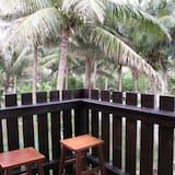 Paaugstināta komforta četrvietīgs numurs - Balkons