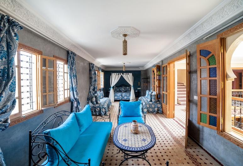 Riad Dar Saidi, Rabat, Tremannsrom – comfort, Gjesterom