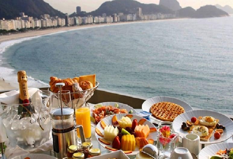 Apartment Copacabana Post 6, Rio de Janeiro, Beach