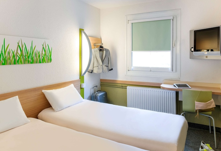 ibis budget Avignon Nord Le Pontet, Le Pontet, Twin Room, 2 Single Beds, Guest Room