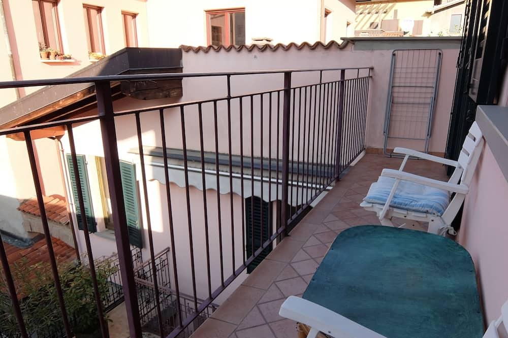 Comfort Tek Büyük Yataklı Oda, Balkon (Verde) - Balkon