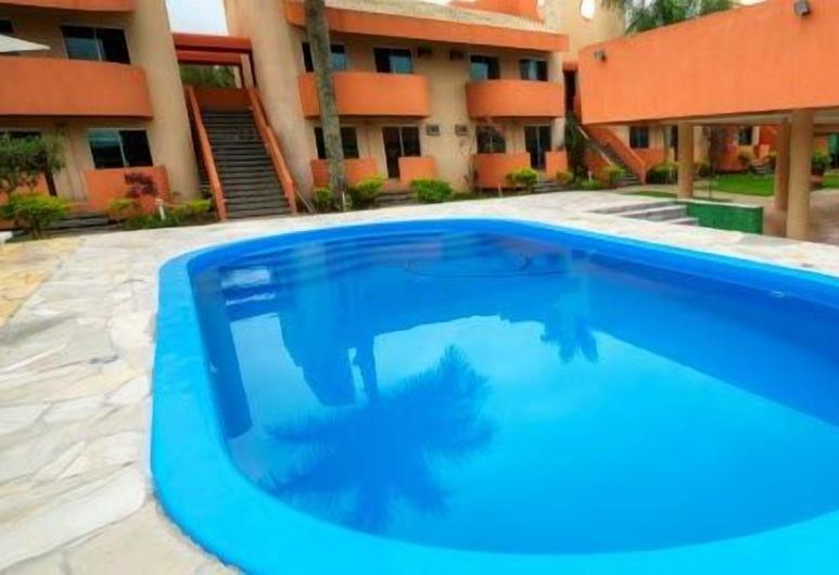 Paradise Holiday Resort, Bombinhas, Ulkouima-allas