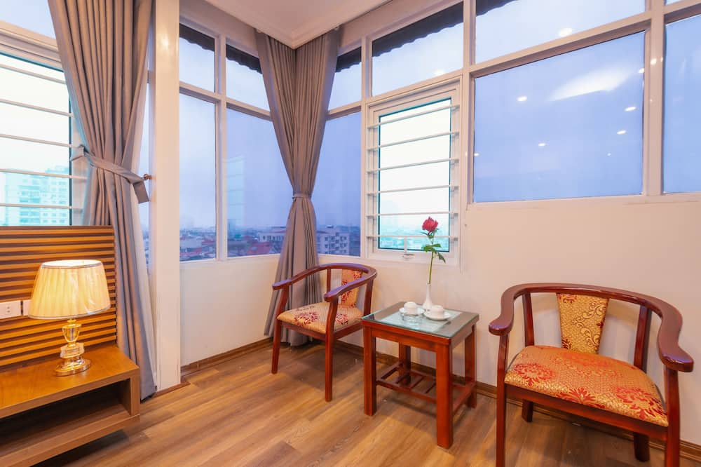 Superior-Doppelzimmer - Ausblick vom Zimmer