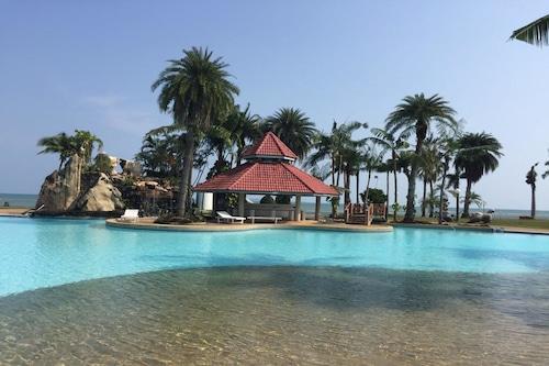 岩石花园海滩度假村/
