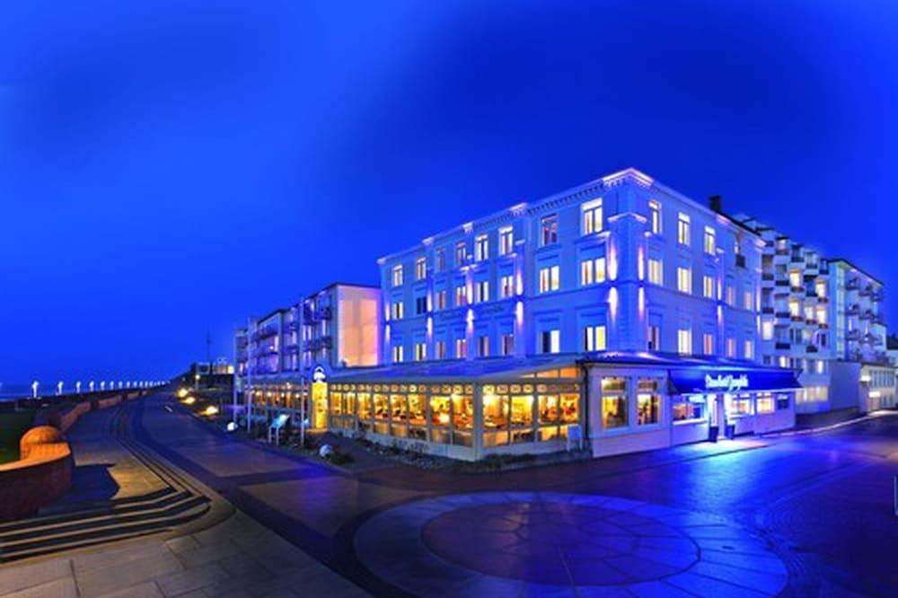 Pohľad na hotel