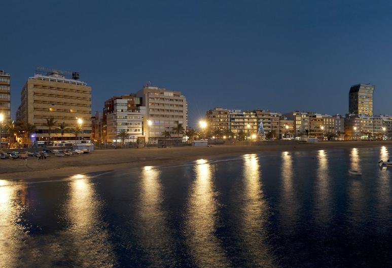 Hotel Doña Luisa, Las Palmas de Gran Canaria, Ranta
