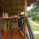 Bungalow (with AC) - Balcony