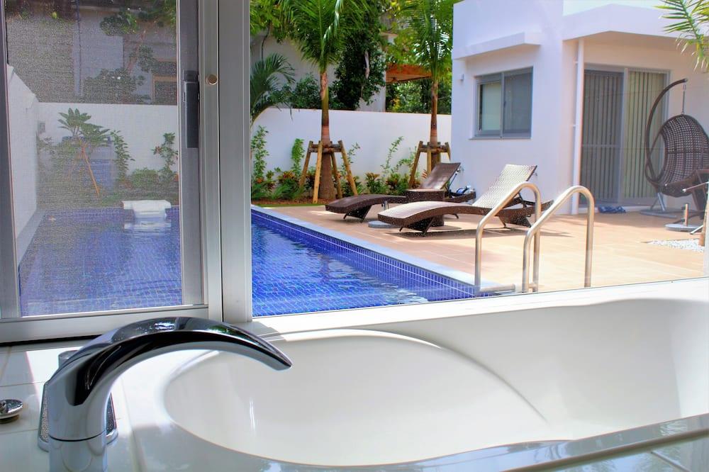 Villa, 3 Bedrooms, Private Pool, Annex Building - Bathroom
