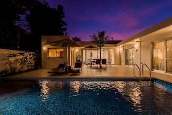 名護濟井出柯迪奧泳池別墅酒店的圖片