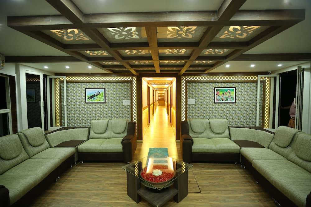 Habitación Premium - Zona de estar