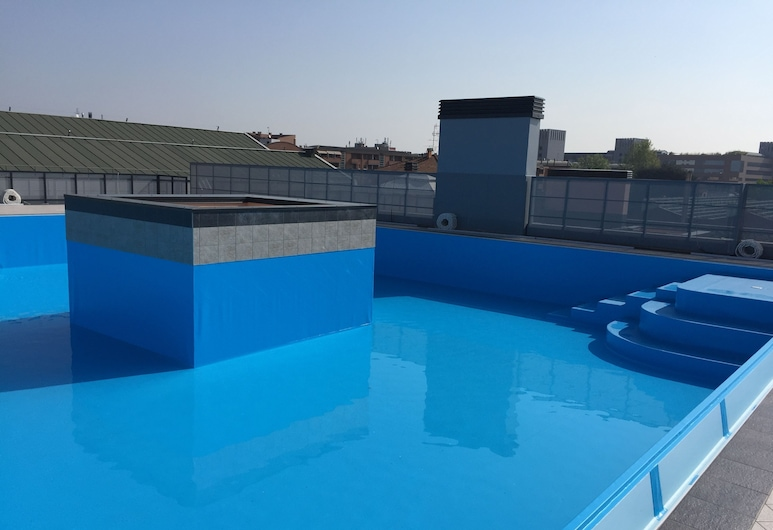 City House Sant'Orsola, Bologna, Hồ bơi ngoài trời